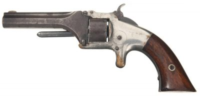 Smith & Wesson Model №1 First Issue Revolver