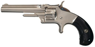 Smith & Wesson Model №1 Third Issue Revolver